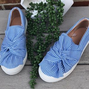 A New Day Striped slip on Sneakers